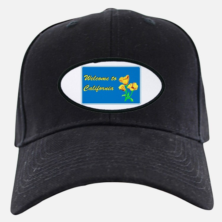 Welcome to California - USA Baseball Hat