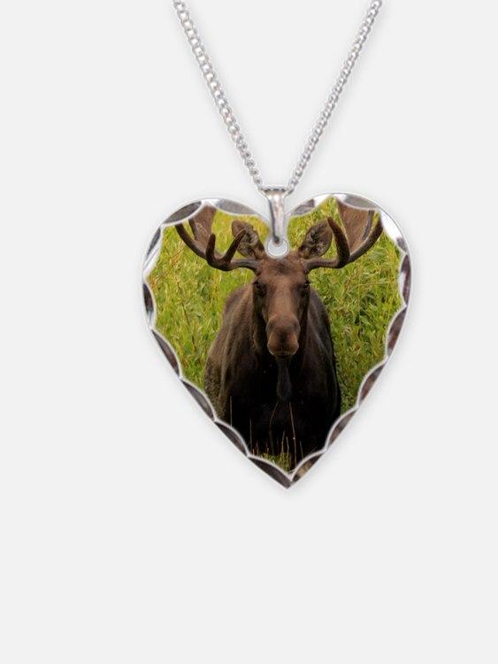Shiras Moose Necklace