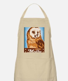 VoteMolly_MiniPoster Apron