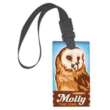VoteMolly_MiniPoster Luggage Tag