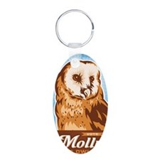 VoteMolly_MiniPoster Keychains