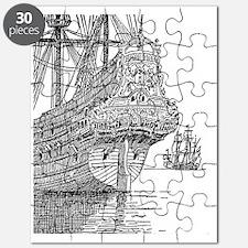 ships back2 Puzzle