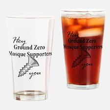 ground_zero_screw Drinking Glass