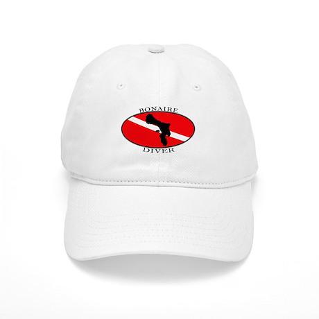 Bonaire Diver (oval) Cap