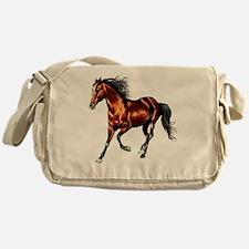 Bay Horse, Dreamer Messenger Bag
