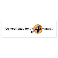 The A List Bumper Sticker!