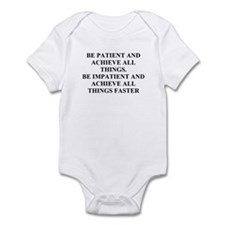 jewish wisdom gifts and t-shi Infant Bodysuit