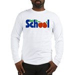 Back to School - Apples Long Sleeve T-Shirt