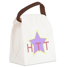 httlargebright Canvas Lunch Bag