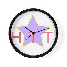 httlargebright Wall Clock