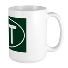 VT Oval Mug