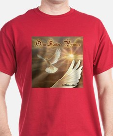 """Father's Promise"" Dove Spirit T-Shirt"