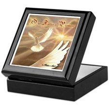 """Father's Promise"" Dove Spirit Gift Box"