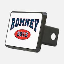 VOTE FOR romney 2012 dark  Hitch Cover