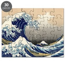 the_great_wave_off_kanagawa Puzzle