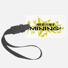 MINING Luggage Tag