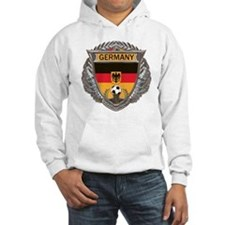 German Soccer Gym Bag Hoodie