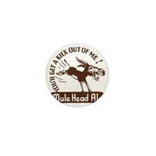 muleheadalebrown Mini Button