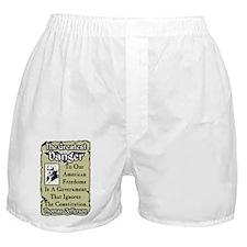 dangernew Boxer Shorts