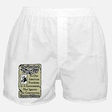 dangernew Boxer Shorts