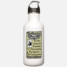 dangernew Water Bottle
