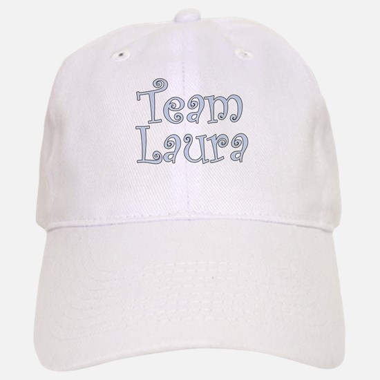 Team Laura Baseball Baseball Cap