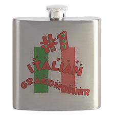 Italian Grandmother Flask