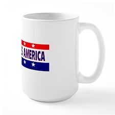 BumperStickerObamaHatesAmerica Mug