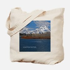 Grand Teton National Park Tote Bag