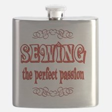 sewing Flask