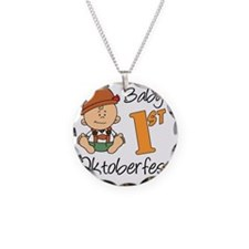 Babys First Oktoberfest Necklace