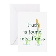 Truth Greeting Cards