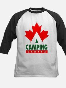 Camping Canada Tee