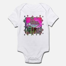 Las Vegas - Hot Pink! Infant Bodysuit
