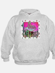 Las Vegas - Hot Pink! Hoodie