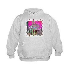 Las Vegas - Hot Pink! Hoody