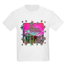 Las Vegas - Hot Pink! Kids T-Shirt