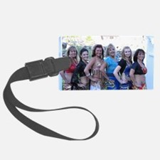 Belly Dancing 17 Luggage Tag