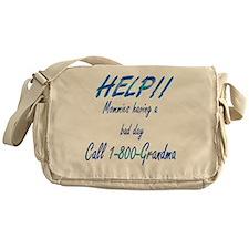 1800 grandma Messenger Bag