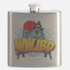 wwjbd_whiteshirt Flask