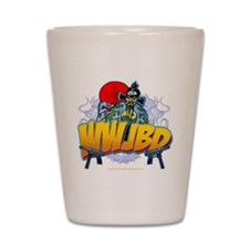 wwjbd_whiteshirt Shot Glass