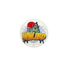 wwjbd_whiteshirt Mini Button