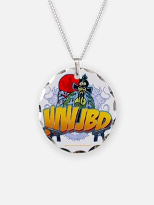 wwjbd_whiteshirt Necklace