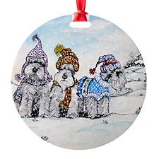 Christmas 4.5x5.75 Ornament