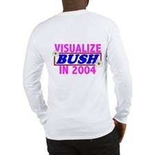 VISUALIZE BUSH Long Sleeve T-Shirt