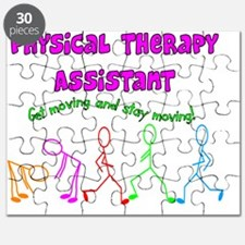 Physical Therapy Assistant Puzzle