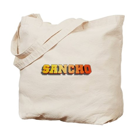 Sancho TeamMT Tote Bag
