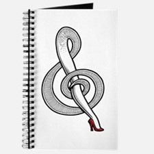 Trouble Clef V Journal