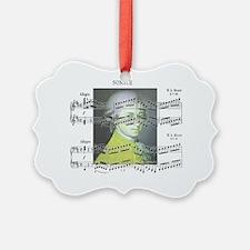 Mozart Ornament