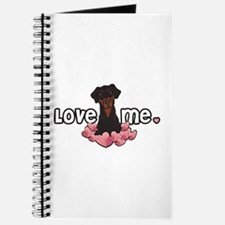 Love Me Doberman Journal